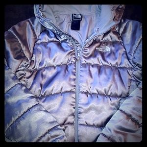 Girls The North Face winter coat❄☃️